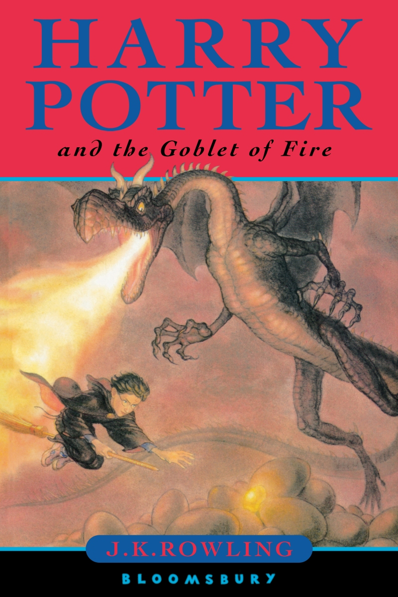 Book Review: Harry Potter and the Goblet of Fire 🔥 (#4)